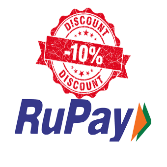 RuPay Discount