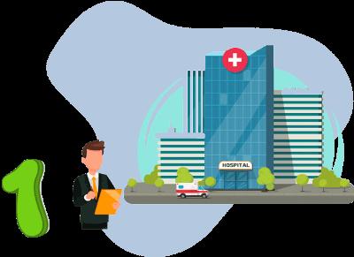 Select Health Center & Test